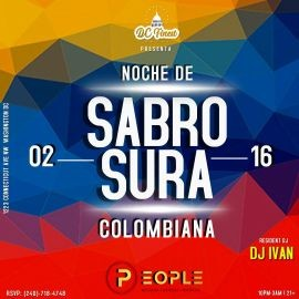 Image for Sabrosura- Fiesta Colombiana en Washington,DC
