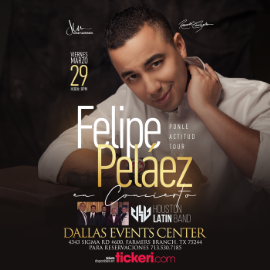 Image for Felipe Pelaez en Dallas