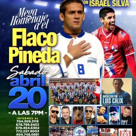 Image for Mega Homenaje El Flaco Pineda en Atlanta,GA