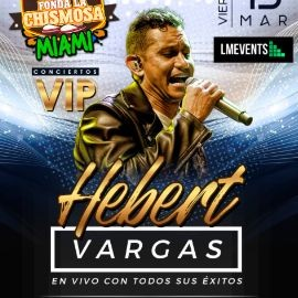 Image for HEBERT VARGAS  EN VIVO CON TODOS SUS EXITOS