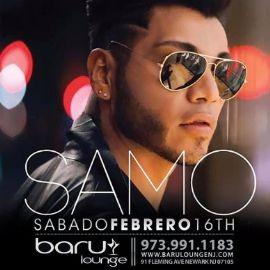 Image for SAMO (EX CAMILA) EN VIVO EN BABRU LOUNGE EN NEW JERSEY