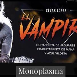 """Image for """" Una Noche con El Vampiro... Homenaje al Rock en Español"""""""