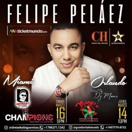 Image for Felipe Pelaez en Orlando,FL