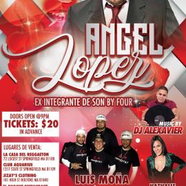 Image for Angel Lopez (ex-Integrante de Son by Four) en Springfield MA