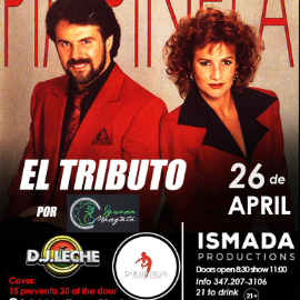 Image for Tributo a Pimpinela en Jackson Heights NY