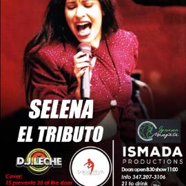 Image for Selena El Tributo en Jackson Heights NY