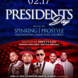 Image for Presidents Day Weekend DJ Prostyle Live At Loft 51