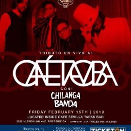 Image for Cafe Tacvba Tribute