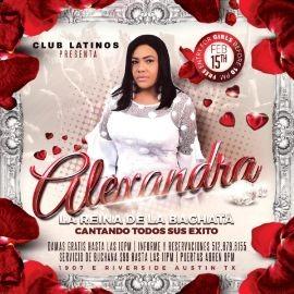"""Image for Alexandra """" La Reina De La Bachata """""""