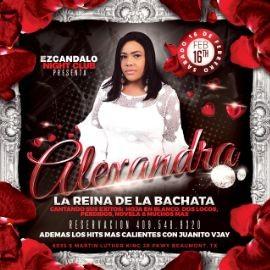"Image for Alexandra "" La Rena De La Bachata """