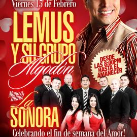 Image for Lemus y su Grupo Algodon y La Sonora en Sterling VA