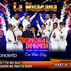 Image for La Sonora Dinamita en Tracy