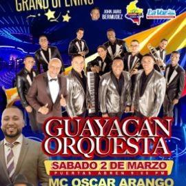 Image for Guayacan Orquesta en Hartford,CT