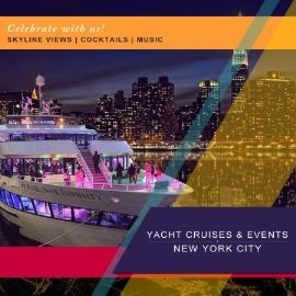Image for MEMORIAL DAY YACHT PARTY CRUISE  | GREAT VIEWS  NYC SKYLINE, COCKTAIL & MUSIC