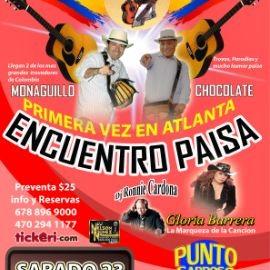 Image for ENCUENTRO PAISA FEBRERO 23 EN ATLANTA