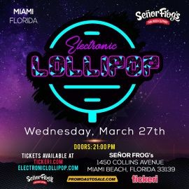 Image for Electronic Lollipop - Miami Beach,FL