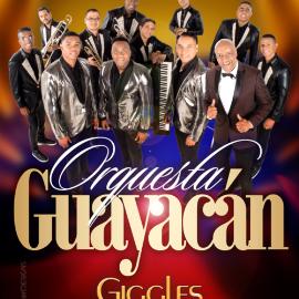 Image for ORQUESTA GUAYACAN EN LOS ANGELES