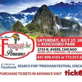 Image for Peruvian Festival in Chicago,IL