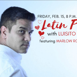 Image for Latin Passion with Luisito Rosario Ft. Marlow Rosado en Germantown,MD