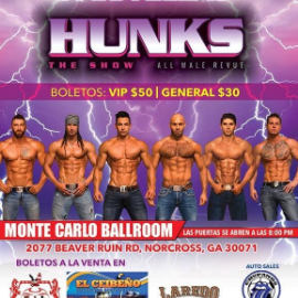 Image for Hunks The Show en Norcross,GA