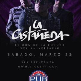 Image for La Castañeda XXX Aniversario Tour