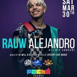 Image for Rauw Alejandro Live In Concert