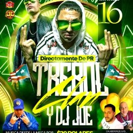 Image for DJ JOE Y TREBOL CLAN EN VIVO
