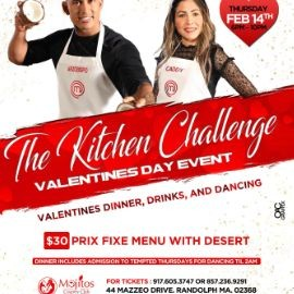 Image for The kitchen Challenge
