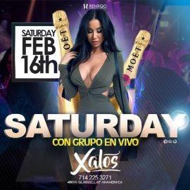 Image for Xalos Saturday Night