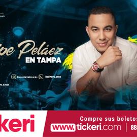 Image for Felipe Pelaez en Concierto en Tampa,FL