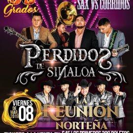 Image for Perdidos de Sinaloa & La Reunion Norteña en Manassas,VA