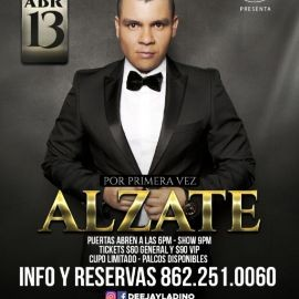 Image for ALZATE