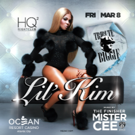Image for Tribute to Biggie w/ Lil Kim ft Mister Cee at HQ2 Nightclub