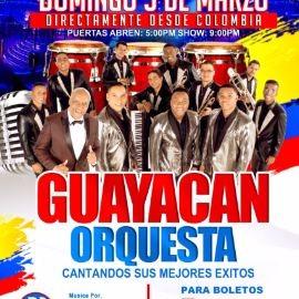 Image for Orquesta Guayacan en Tampa FL