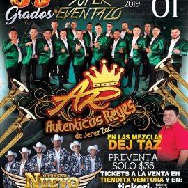 Image for AR Autenticos Reyes de Jerez Zac y Nuevo Riel en Manassas VA