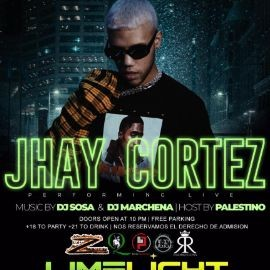 Image for Jhay Cortez Performing Live