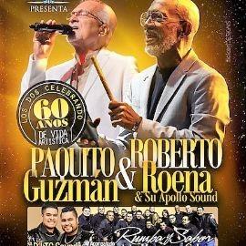 Image for Paquito Guzman & Roberto Roena y Su Apollo Sound