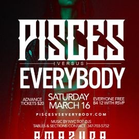 Image for Pisces Vs Everybody at Amazura