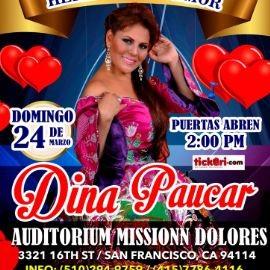 Image for DINA PAUCAR LA DIOSA HERMOSA DEL AMOR