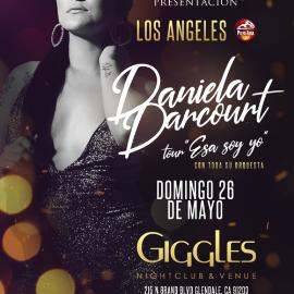 Image for DANIELA DARCOURT EN LOS ANGELES
