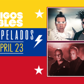 Image for Aterciopelados y Los Amigos Invisibles en Washington DC