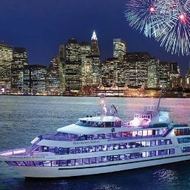 Image for 6/15 YACHT CRUISE DAY  PARTY AROUND NEW YORK CITY | SKYLINE VIEW COCKTAIL MUSIC