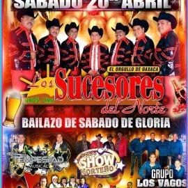 Image for Los Sucesores del Norte, Tempestad Musical, Grupo Show Norteño,Los Ramys,Los Infieles de La Sierra & Grupo Los Vagos en City of Industry,CA