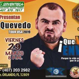 """Image for Ricardo Quevedo """"Que Viva la Envidia"""""""