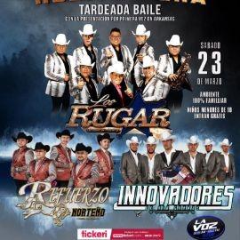 Image for Los Rugar, Refuerzo Norteño, Y Los Innovadores de Rio Grande en Concierto en Malvern,AR