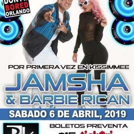 Image for Jamsha y barbie rican
