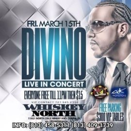 Image for Divino Live In Concert
