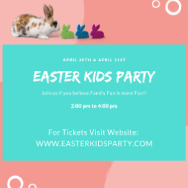 Image for Easter Kids Party