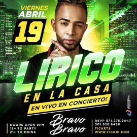 Image for Lirico En La CASA