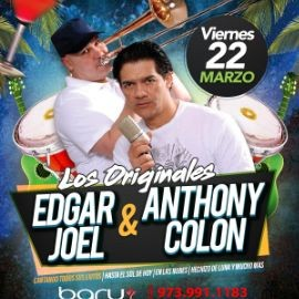 Image for Edgar Joel con Anthony Colon